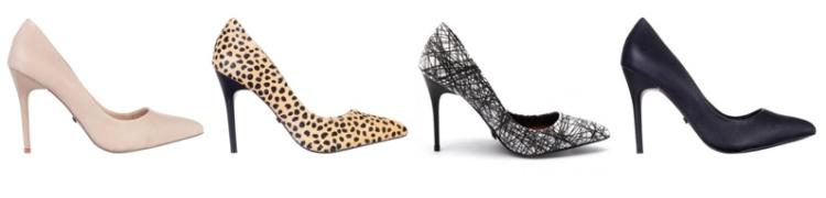 The Edge Heel - Skin Shoes